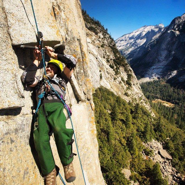 What Happened To The New Yosemite Guidebook Thread: My Journey To Adaptive Rock Climbing